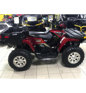 ПРОДАН Квадроцикл Polaris sportsman X2 500